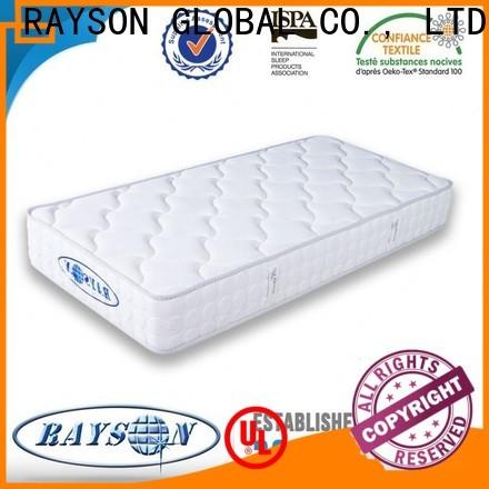 Rayson Mattress High-quality foam or spring mattress Supply