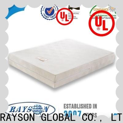 Rayson Mattress zipper 12 inch memory foam mattress Supply