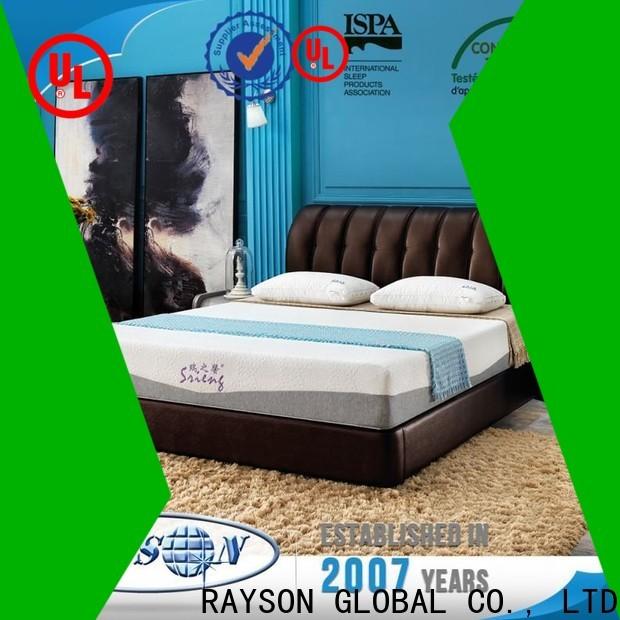 Rayson Mattress foam mattress without memory foam Suppliers