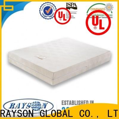 Rayson Mattress zipper foam coil Suppliers