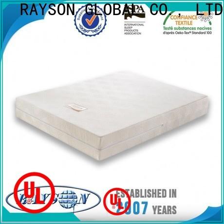 Rayson Mattress New foam mattress pad manufacturers