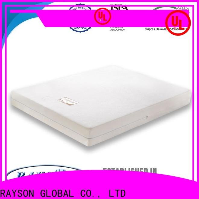 Rayson Mattress Custom visco foam mattress manufacturers