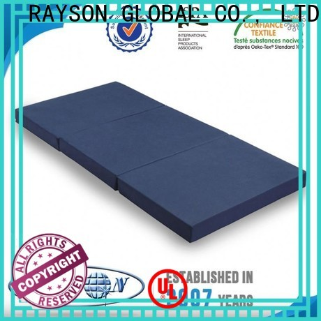 Rayson Mattress memory viscoelastic polyurethane foam Suppliers
