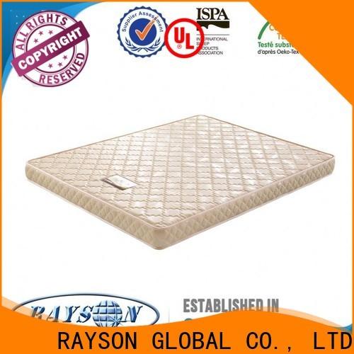 Rayson Mattress Top bamboo foam mattress Suppliers