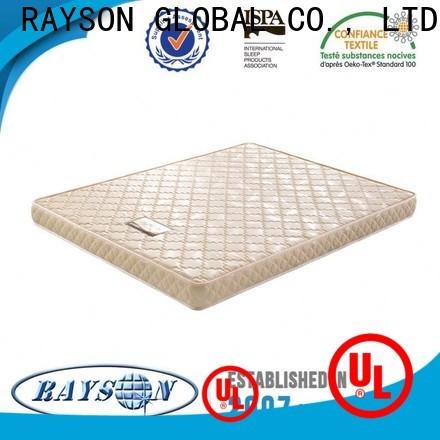 Rayson Mattress Best non chemical mattress manufacturers