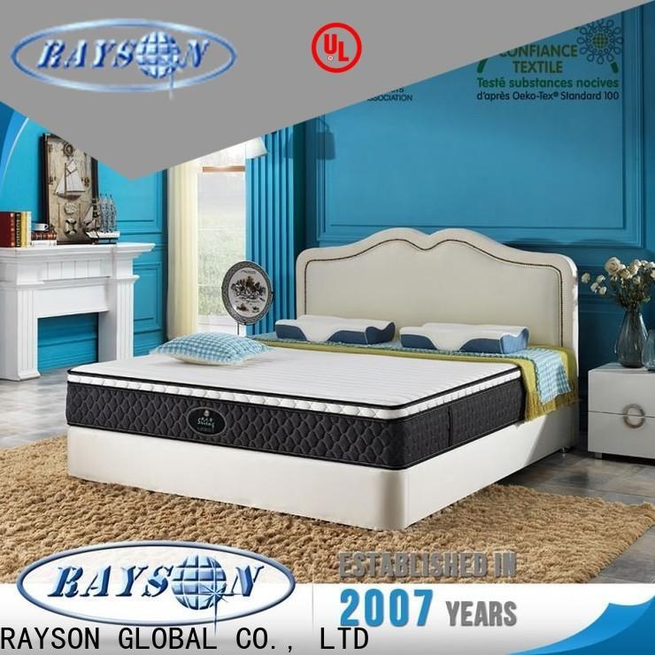 Top memory foam pocket spring mattress gel Suppliers