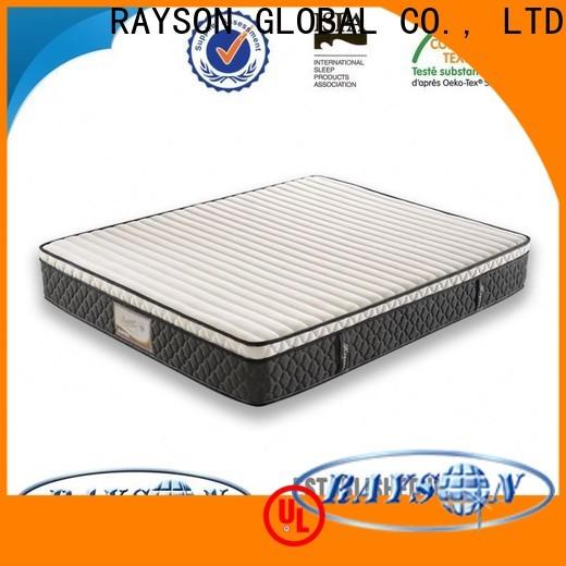 Rayson Mattress High-quality 3000 pocket sprung mattress king size Supply