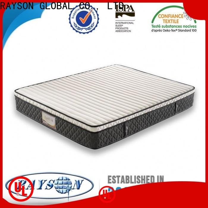 Rayson Mattress High-quality pocket and memory foam mattress manufacturers