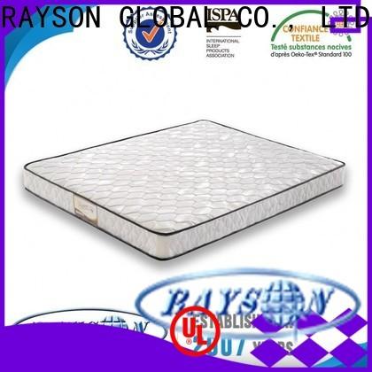 Best Rolled bonnell spring mattress high grade Suppliers
