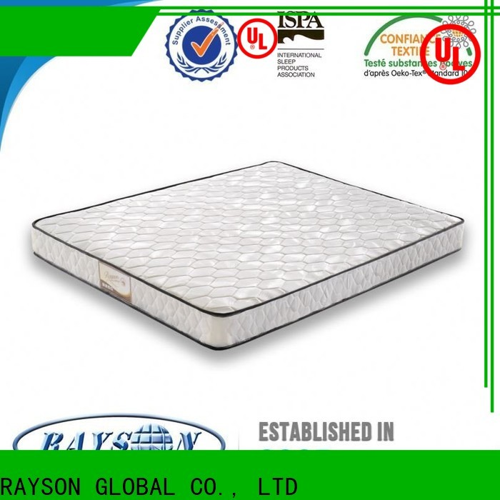 Custom Rolled bonnell spring mattress customized Supply