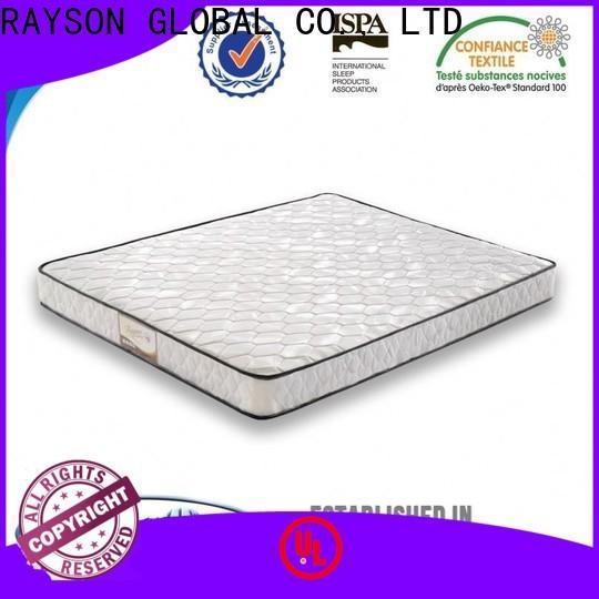 Rayson Mattress high grade Rolled bonnell spring mattress Supply