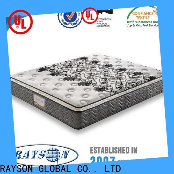 Rayson Mattress Custom best hotel mattress to buy Supply