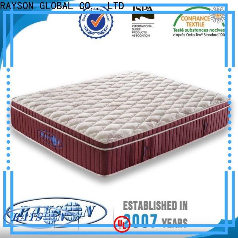 Rayson Mattress Latest best hotel mattress to buy manufacturers