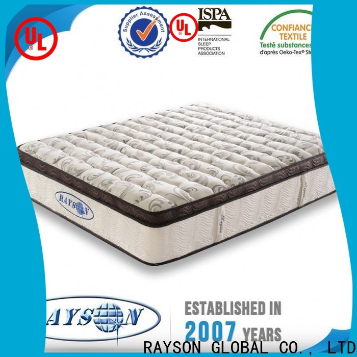 Rayson Mattress mattress marriott hotel bedding Supply
