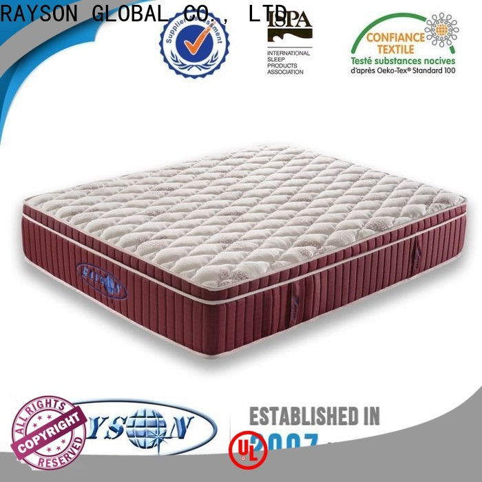 Rayson Mattress mattress best hotel beds for sale Supply
