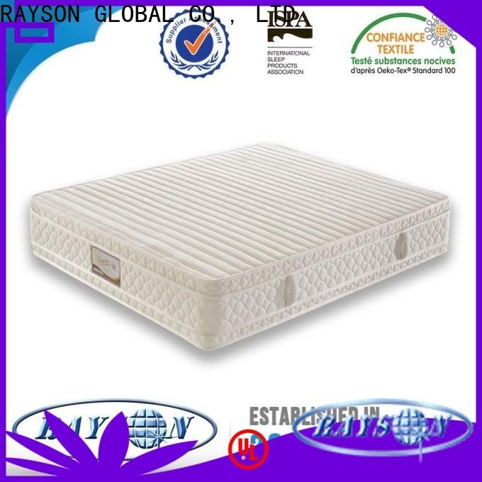 Rayson Mattress high quality hotel mattress Suppliers