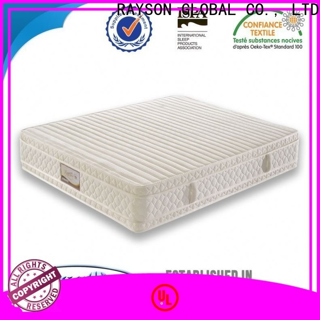 Custom hotel style bed high grade manufacturers