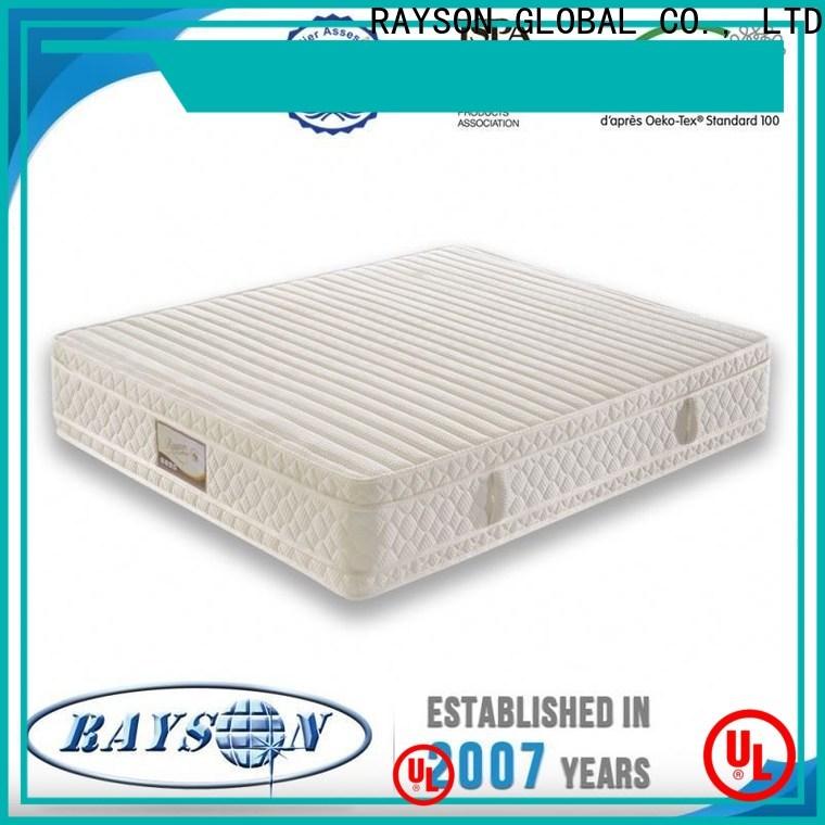 Rayson Mattress customized metro mattress Suppliers