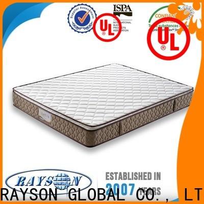 Rayson Mattress Best mattress discounters Suppliers