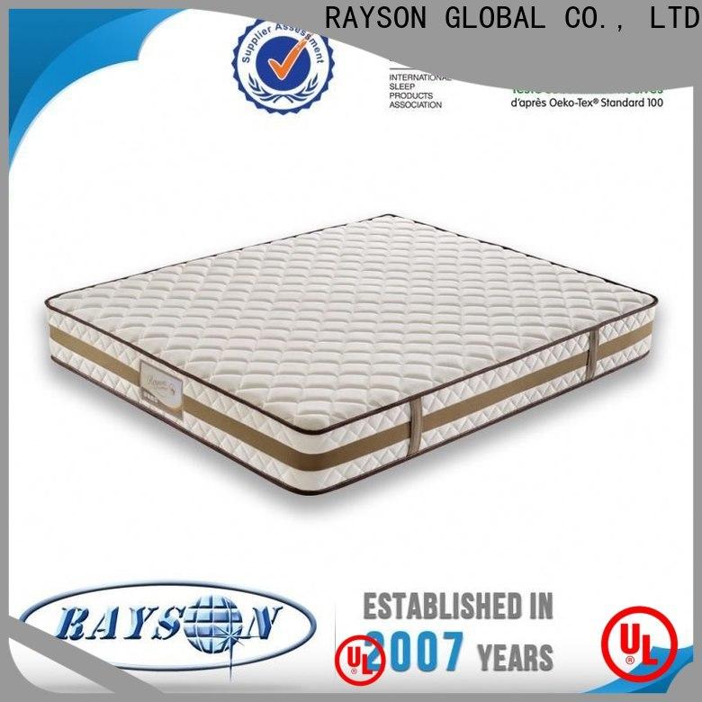 Rayson Mattress high quality mattress direct manufacturers