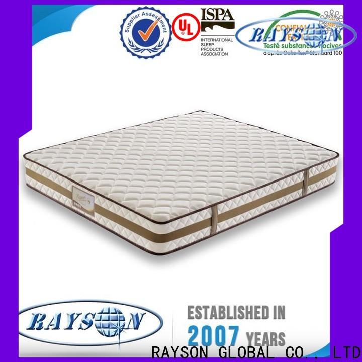 Rayson Mattress high quality mattress land manufacturers