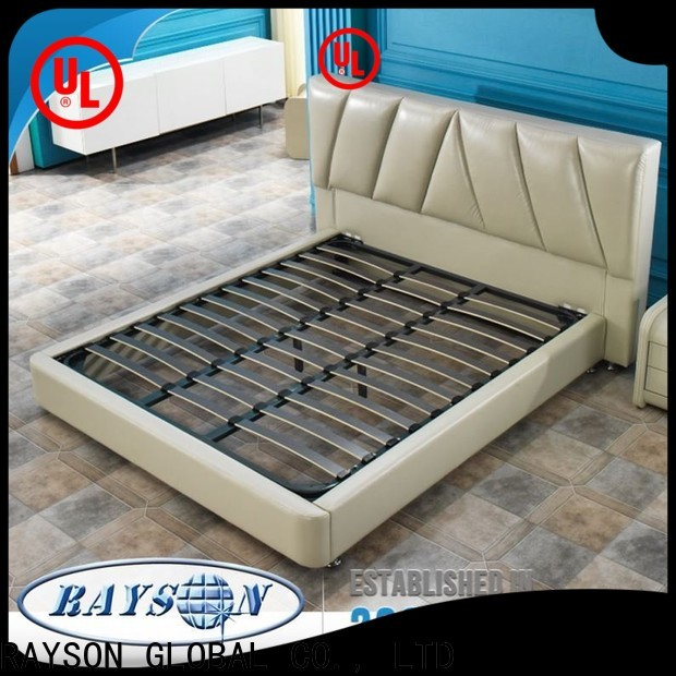 Rayson Mattress Custom low bed base Suppliers