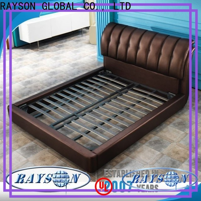 New queen size bed stand high grade Suppliers