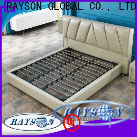 High-quality full size metal bed frame customized manufacturers