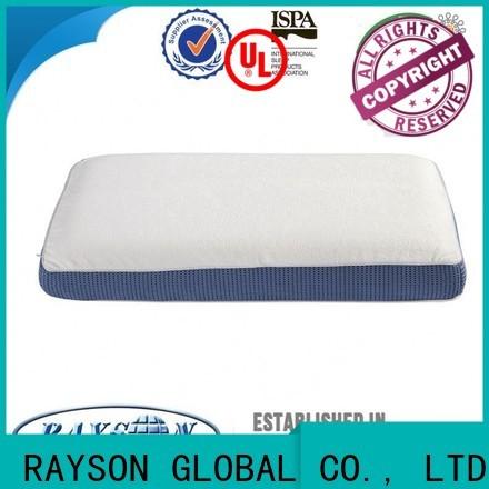 Rayson Mattress Best gel memory foam mattress topper Suppliers