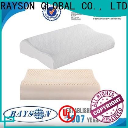 Top latex gel pillow high grade manufacturers