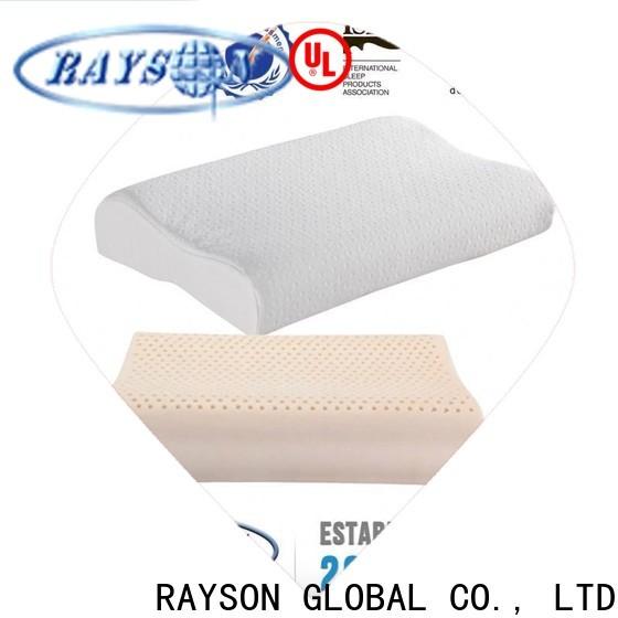Top medium latex pillow customized manufacturers