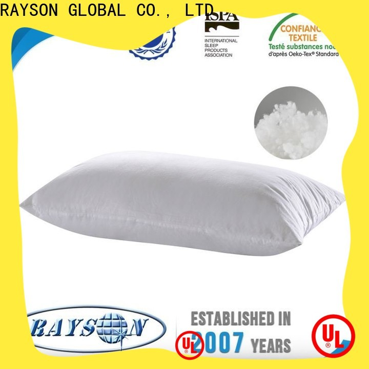 Rayson Mattress high quality polyester staple fiber Supply