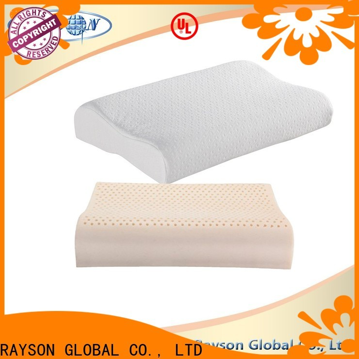 New soft latex foam pillow high quality Supply
