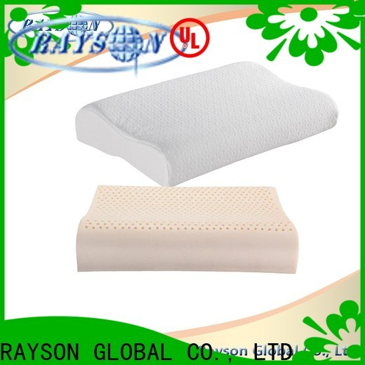 Rayson Mattress Latest gel memory foam pillow Suppliers