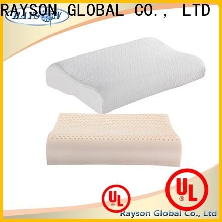 Rayson Mattress New natural latex memory foam pillow Supply