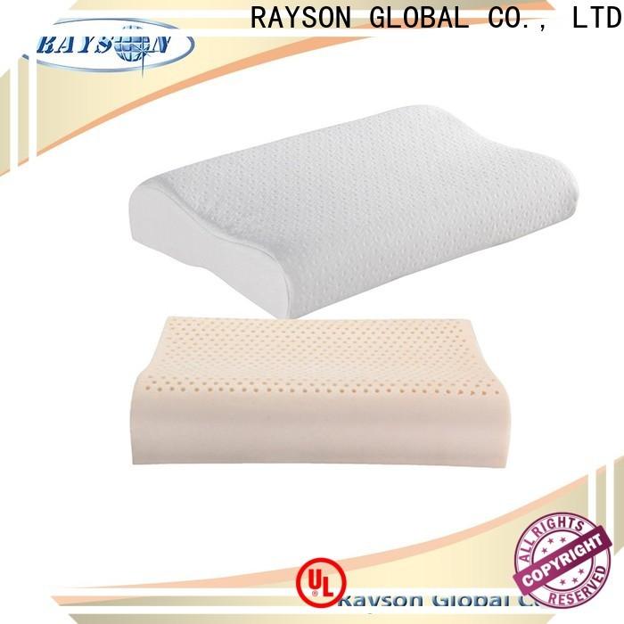 Latest dunlopillo latex pillow high grade Suppliers