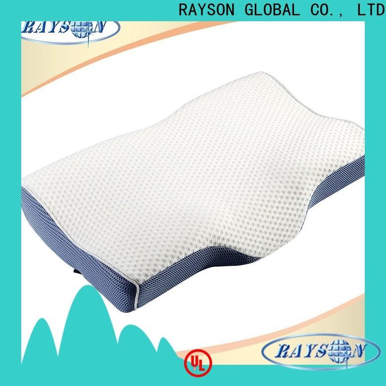 Rayson Mattress customized gel top memory foam pillow Supply
