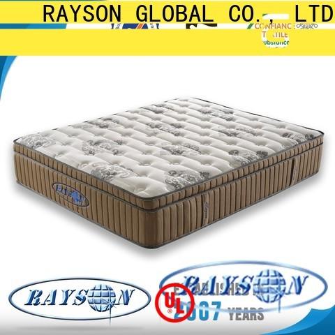Rayson Mattress Latest mattress with no springs Supply