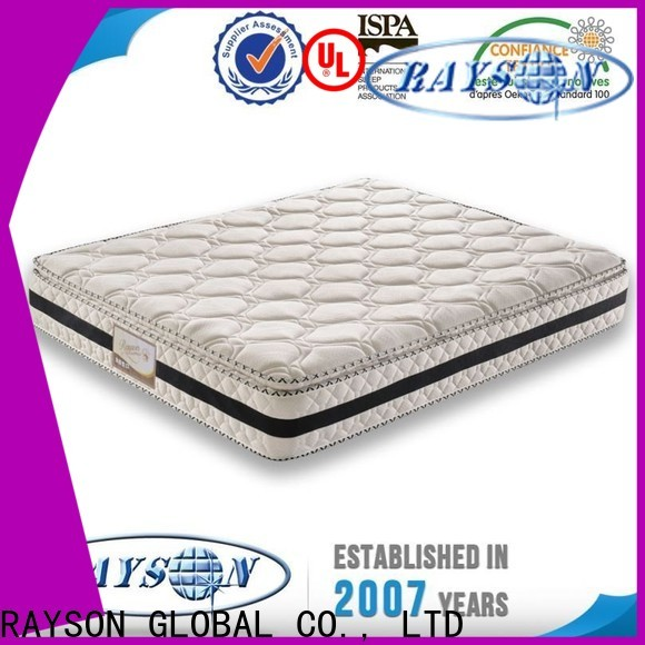 Rayson Mattress us spring koil mattress price manufacturers