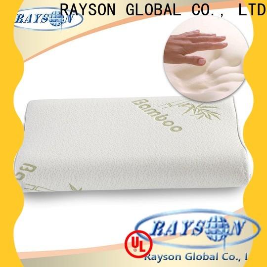 Rayson Mattress high grade soft memory foam pillow Supply