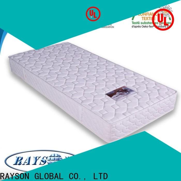 Rayson Mattress us firm pocket spring mattress manufacturers