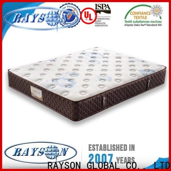 Rayson Mattress Custom gel spring mattress Supply