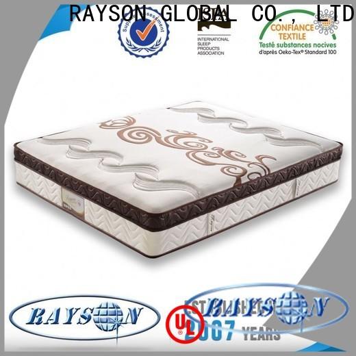 Top orthopedic spring mattress encased manufacturers