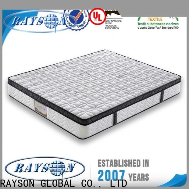 Rayson Mattress medium mattress sizes manufacturers