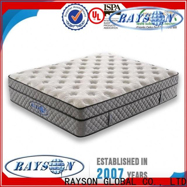 Rayson Mattress Top memory foam mattress manufacturers Suppliers