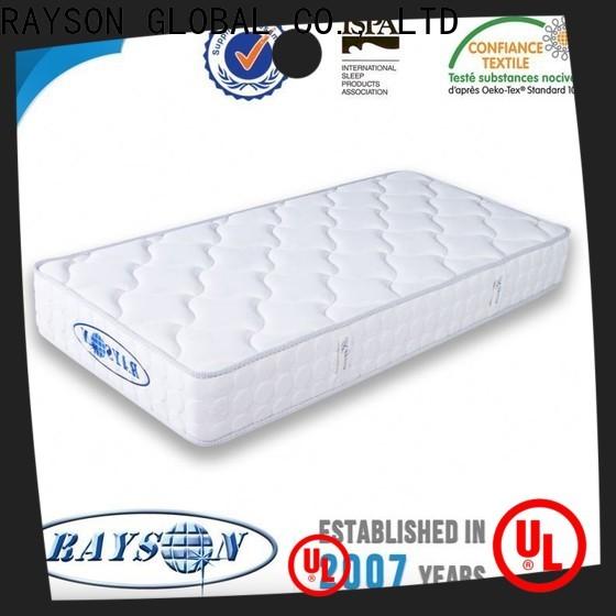 Rayson Mattress Top single spring mattress manufacturers