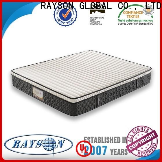 Custom best non spring mattress size manufacturers