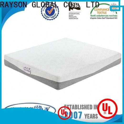 Rayson Mattress memory foam a coil Suppliers
