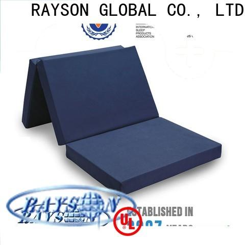 Rayson Mattress mattress open cell foam mattress Suppliers