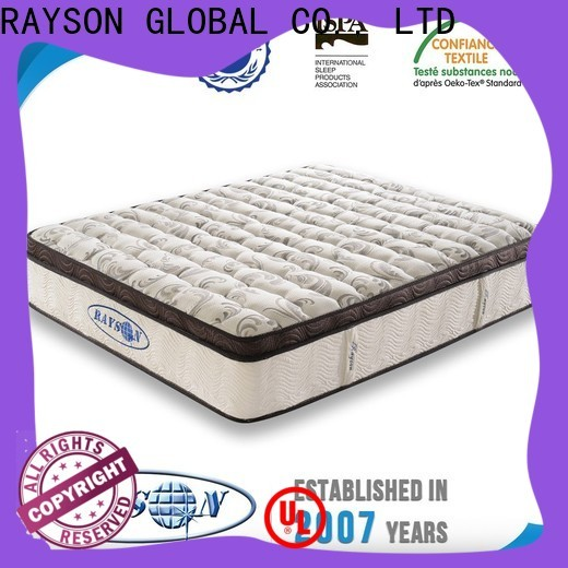 Wholesale high end hotel mattress size manufacturers